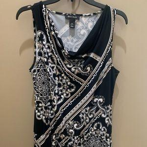 White House Black Market Sleeveless Tunic